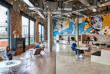 Espacios abiertos, la arquitectura de las nuevas oficinas