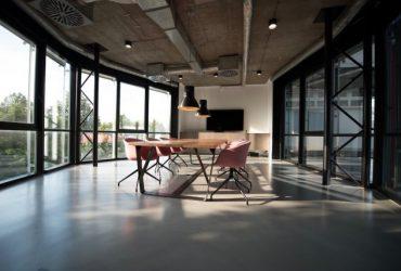Oficinas futuristas