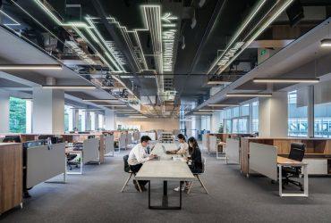 Oficinas saludables para empleados productivos