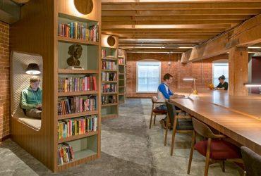 El aumento de trabajo remoto cambia el diseño de las oficinas