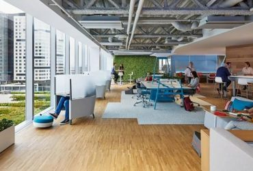 Las últimas tendencias en espacios de trabajo