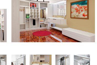 Ideas con diseños de closets modernos tendencia 2020