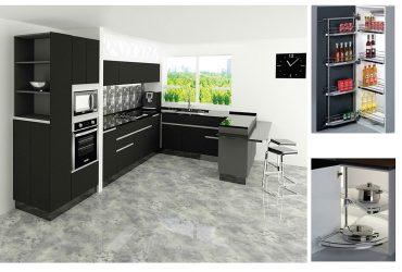 Cocinas: tres tendencias de decoración de lujo y tres tendencias de decoración low cost