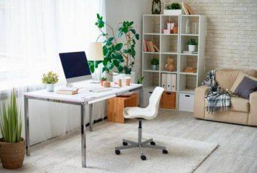 Home office: logra el ambiente ideal para disfrutar de tu trabajo