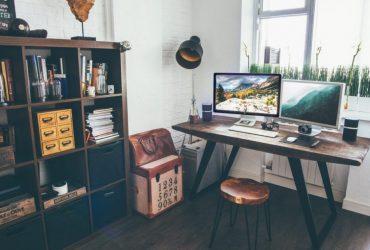 ¿Cómo armar tu oficina en casa?