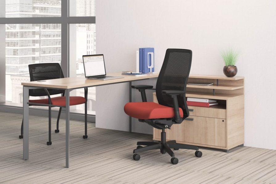 Mobiliario de oficina en casa: la silla es clave para evitar molestias