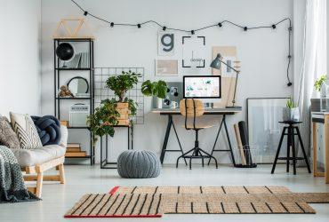 Oficina híbrida: lo que debes para crear un espacio ideal de trabajo desde casa