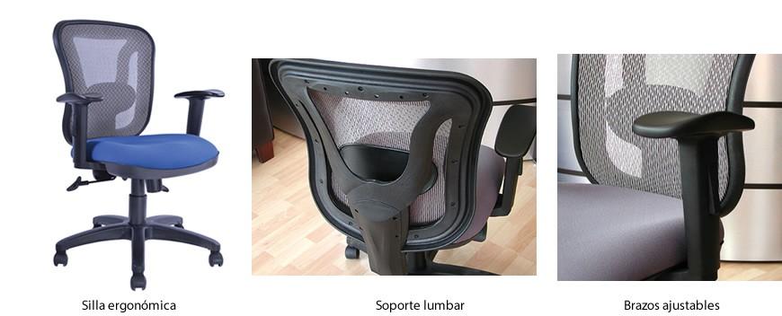 seleccionar la mejor silla para trabajar